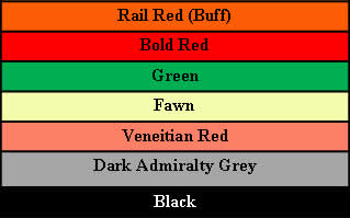 HFS_Color_chart